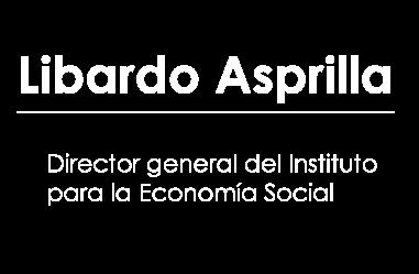Libardo Asprilla director del Instituto para la Economía Social