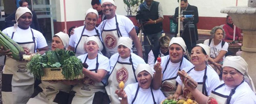 Bogotá le rinde homenaje a la gastronomía como patrimonio cultural