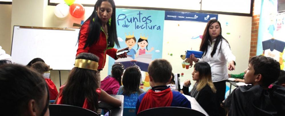 Talleres literarios en las Plazas Distritales de Mercado