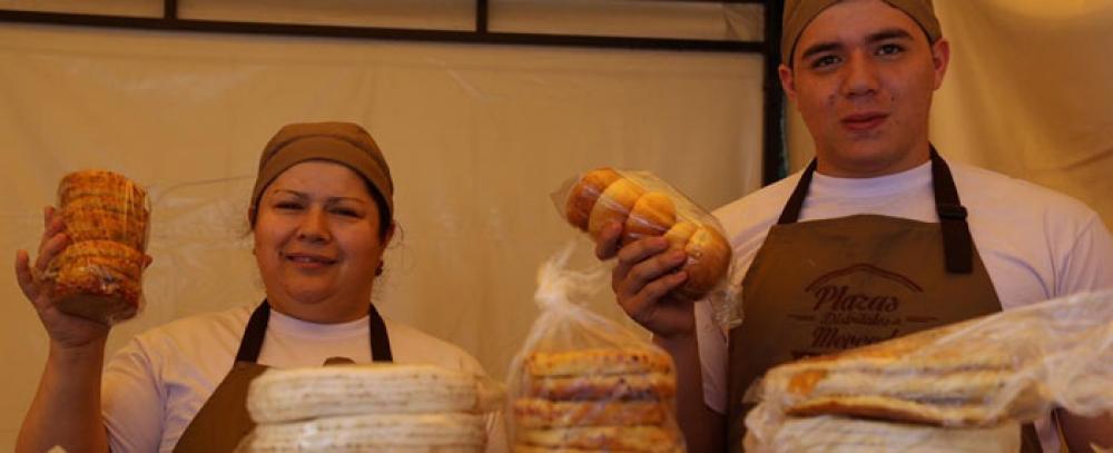 Por segunda vez la Personería de Bogotá disfruta de lo mejor de las Plazas de Mercado