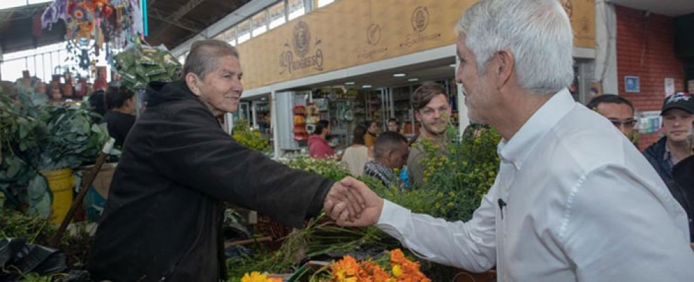 Alcaldía Peñalosa está revitalizando las Plazas Distritales de Mercado