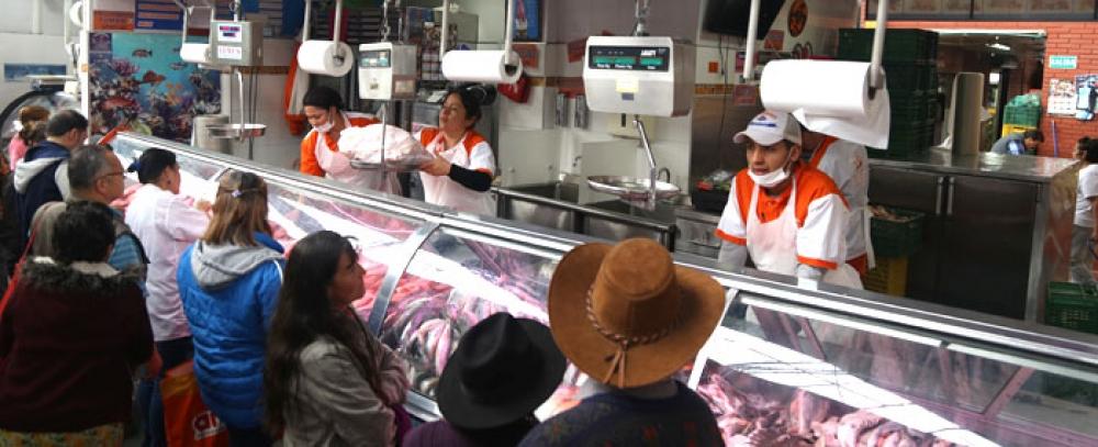 En Semana Santa compre su pescado en las Plazas Distritales de Mercado
