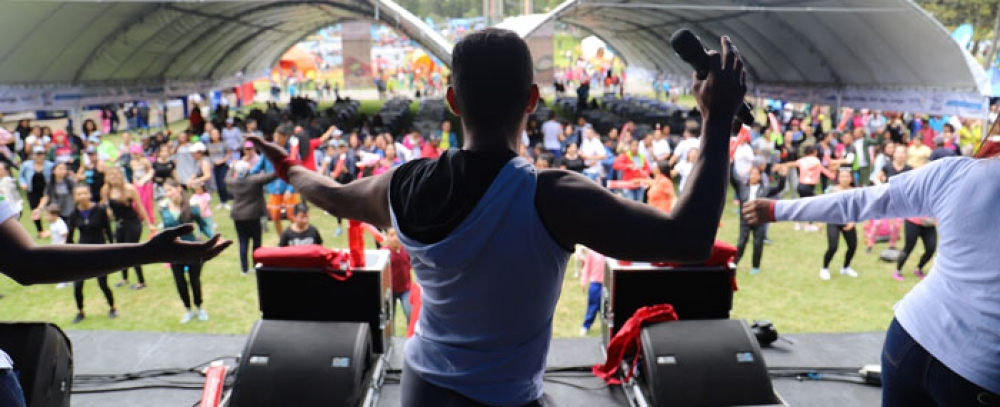 Gastronomía y entretenimiento en el Festival de Verano