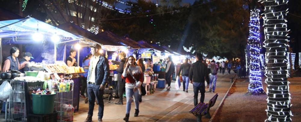 Alcaldía de Bogotá invita a los vendedores informales a inscribirse a la feria navideña