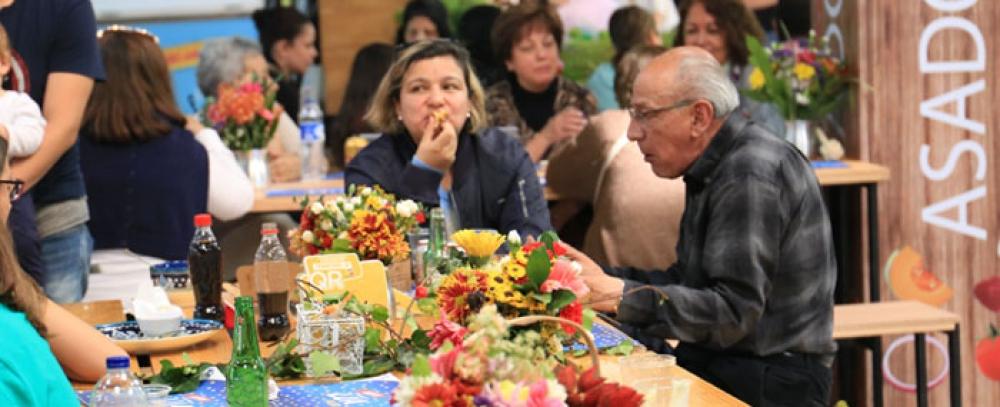 Vuelve el Festival Gastronómico a la Plaza Doce de Octubre