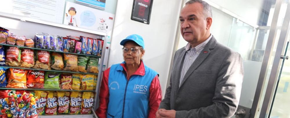 Alcaldía de Bogotá y empresas privadas se unen para trabajar por la economía informal