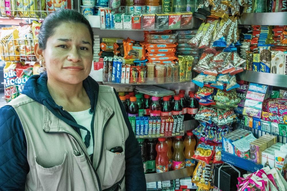 Con las  alternativas comerciales del IPES, Bogotá se reactiva (2)