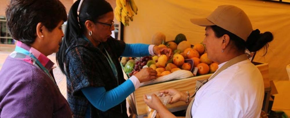 Del campo al trabajo: una iniciativa de la administración distrital para posicionar las plazas distritales de mercado