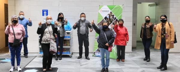 IPES y Complejo Empresarial Connecta, aliados en la reactivación económica de Bogotá